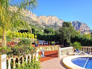 LUXURY VILLA  FUCHSIA, JAVEA. WH-FI  PRIVATE POOL - Javea vacation rentals