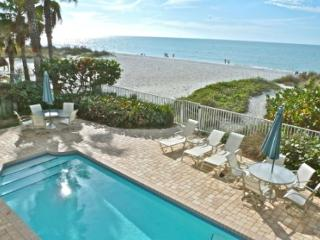 SeaSide 102 - Outstanding Gulf Front three bedroom condo with pool in 4-plex - Saint Petersburg vacation rentals