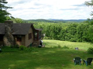 1940's Cabin with fantastic 180o  mountain views!! - Berkshires vacation rentals