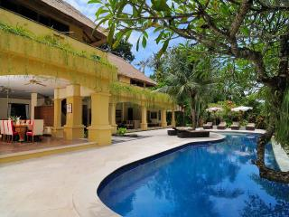 Bali Banyan Estate 4-6 bedroom fully staffed villa - Umalas vacation rentals