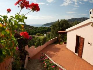 Villa Smilace charming sea view 4 BR - Kal'è Moru - Quartu Sant Elena vacation rentals