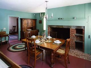 Amos Brown, an historic vacation rental property - Whitingham vacation rentals