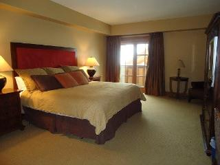 Lodge 212 - Hotel Room with King Bed. Sleeps 2. Internet. - Tamarack Resort vacation rentals