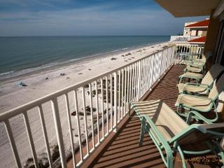 Sea Gate Indian Shores Florida Gulf Front Condo - Indian Shores vacation rentals