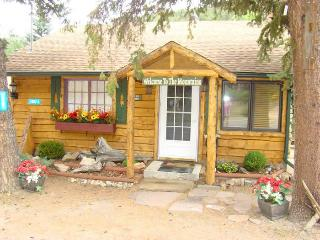 River Cabin - Front Range Colorado vacation rentals