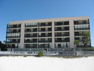 Sand Castle III Indian Shores FL Gulf Front Condo - Indian Shores vacation rentals