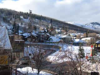 2 Lg Master Bdrm, Slope-Side, Park City, Main St - Park City vacation rentals