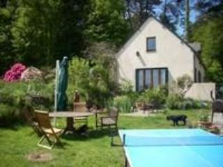 Lanmeur Cottage,nr Cleguerec and Guerledan lake - Cleguerec vacation rentals