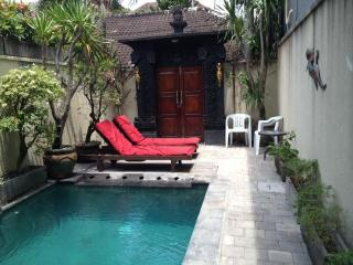 HIDDEN GARDEN VILLA #6 LEGIAN Safe & Secure - Legian vacation rentals
