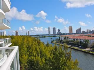Aventura on the Bay (2BR + DEN 2BA), Intracoastal Views! - Aventura vacation rentals