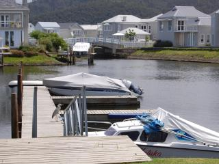 Ebbtide at Thesen Island Marina, Knysna, W Cape. - Western Cape vacation rentals