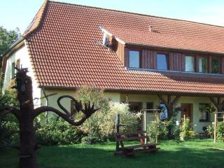Vacation Apartment in Hohenkirchen - comfortably furnished, beautifully renovated farmhouse (# 2271) - Wismar vacation rentals