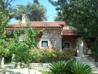 Romantic Stone House on island Losinj - Mali Losinj vacation rentals