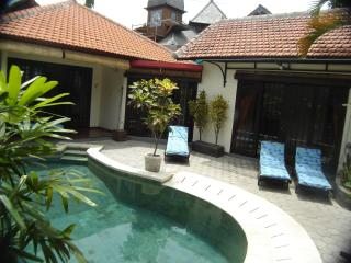 HIDDEN GARDEN VILLA #5 LEGIAN Safe & Secure - Legian vacation rentals