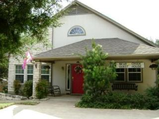 Bear Creek Guest House: A beautiful lodging value! - Waco vacation rentals
