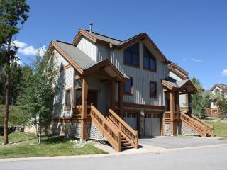 Luxurious Newer 3-Bedroom 3-Bath Duplex a Stone`s Throw from the Snowflake Lift - Simply Awesome! - Breckenridge vacation rentals
