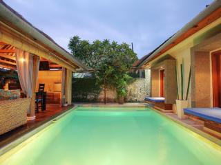 Affordable 2 BR villas/private pool Seminyak Bali - Seminyak vacation rentals