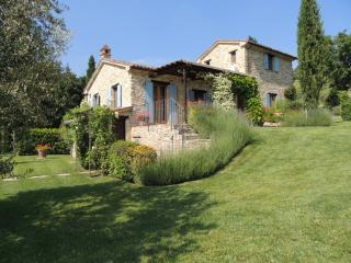 Luxury private villa with swimming pool - Umbria vacation rentals