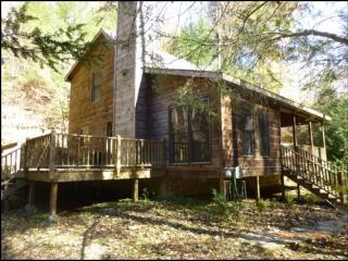 Creekside Retreat - Waterfront Relaxation - North Georgia Mountains vacation rentals