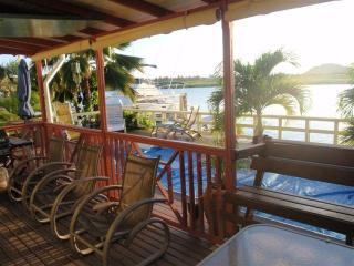 Hall's Waterfront Cottage - Antigua vacation rentals