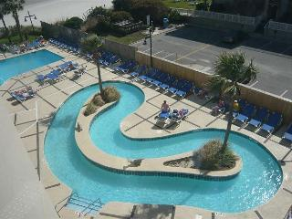 Sand Dunes Resort Ocean Side Ocean View, Myrtle Beach SC - Myrtle Beach vacation rentals