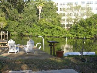 Studio apt. downtown Sarasota waterfrt - Florida South Central Gulf Coast vacation rentals