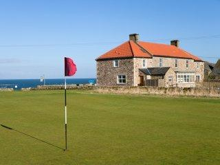 Spacious farmhouse overlooking sea & golf courses! - Crail vacation rentals