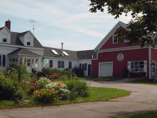 1 bedroom apartment on 9 acres in coastal Maine - Harpswell vacation rentals