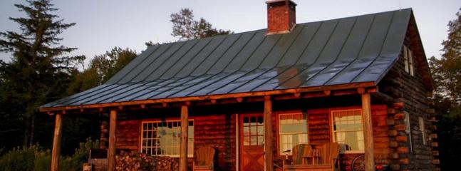 Lovely Private Country Cabin With Stunning Views! - Eastern Vermont vacation rentals