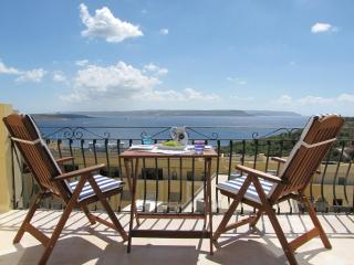Apartment with stunning ocean views - Ghajnsielem vacation rentals
