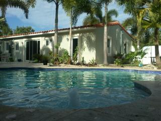 La Casa On Tenth: Private Pool and tropical oasis - Wilton Manors vacation rentals