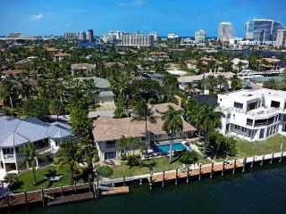 10 BR Mansion on Las Olas.  Fall Special call us! - Fort Lauderdale vacation rentals