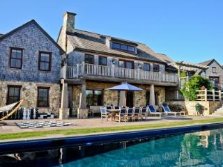 CHILMARK POND HOUSE WITH WATER VIEWS & POOL - CHIL STRE-275 - Chilmark vacation rentals