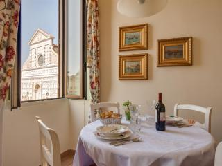 Prestigious apartment in S.Maria Novella square - Florence vacation rentals