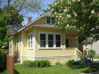 225 Van Buren - Cozy Cottage - Weekly stays begin on Saturdays - Southwest Michigan vacation rentals