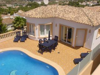Que Vida - 3 bedrooms, private pool, sea view, a/c - Valencia Province vacation rentals