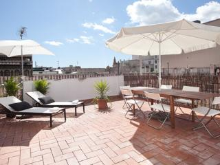 Fantastic Penthouse w/ roof terrace in city center - Barcelona vacation rentals