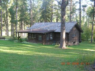 Little Elk Cabin in Scenic Vanocker Canyon - South Dakota vacation rentals