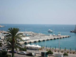 wonderdul 2 beds flat Port of Nice, ac, terrace - Nice vacation rentals