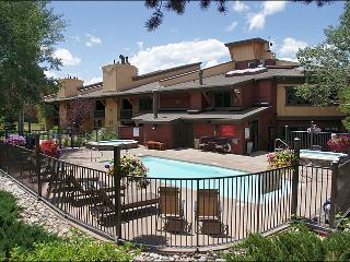 Ski to within 30 Yards of the Condo - Private Shuttle & City Shuttle Service (3710) - Steamboat Springs vacation rentals