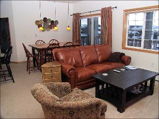 Affordable Rates, Good Location - Great Condition, Leather Couch (9272) - Steamboat Springs vacation rentals