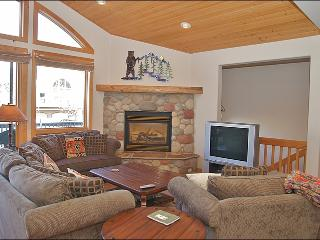 Only 350 yards to Gondola Square - Ski to Within 250 Yards of the Home (3208) - Steamboat Springs vacation rentals