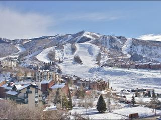 100 Yards to Ski Slopes - Walk to slopes, dining & shopping (4531) - Steamboat Springs vacation rentals