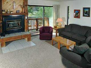 2 Bedroom, 2 Bathroom House in Breckenridge  (12D) - Image 1 - Breckenridge - rentals