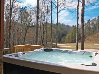 Amazing Mnt Retreat w/ Hot Tub & Outdoor Fireplace - Ellijay vacation rentals