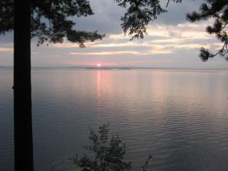 Lovely Lake Champlain Home--July weeks now avail! - Milton vacation rentals