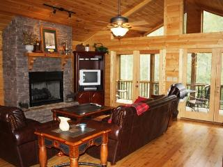 Cabin on Water with Hot Tub = The Good Life! - Ellijay vacation rentals