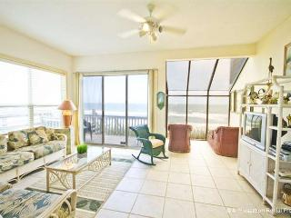 Island Time Beach House, Ocean Front on a High Dune - Saint Augustine vacation rentals