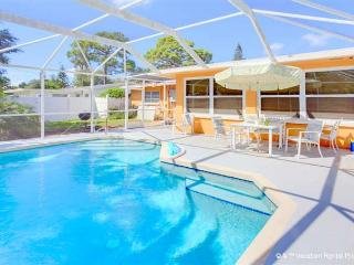 Aurora Seabreeze Home near Beach, Heated Pool, HDTV, Wifi - Venice vacation rentals