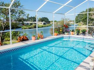 Cambridge House with Private Pool, Lanai, Wifi & LCD TV - Venice vacation rentals